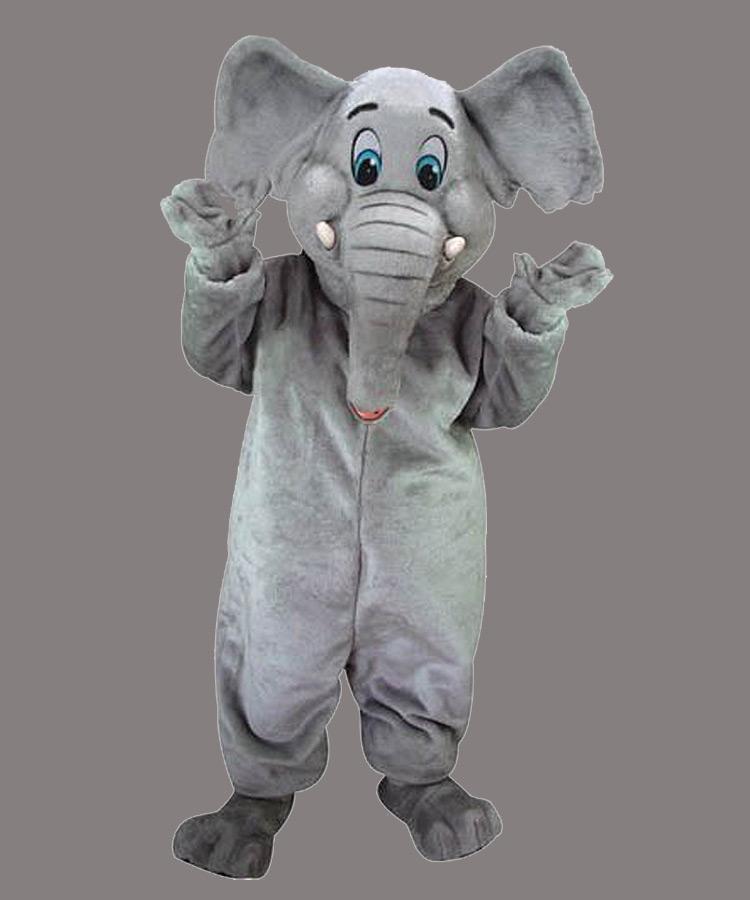 Produktion Herstellung von Elefanten Lauffiguren günstig kaufen Maskottchen24