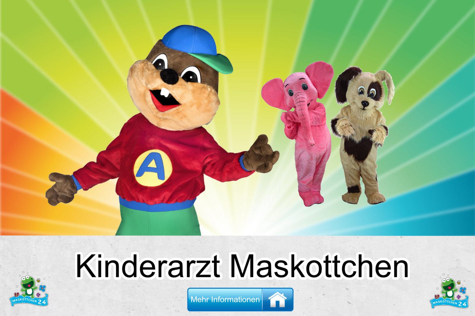 Kinderarzt Kostüme Maskottchen Herstellung Firma günstig kaufen