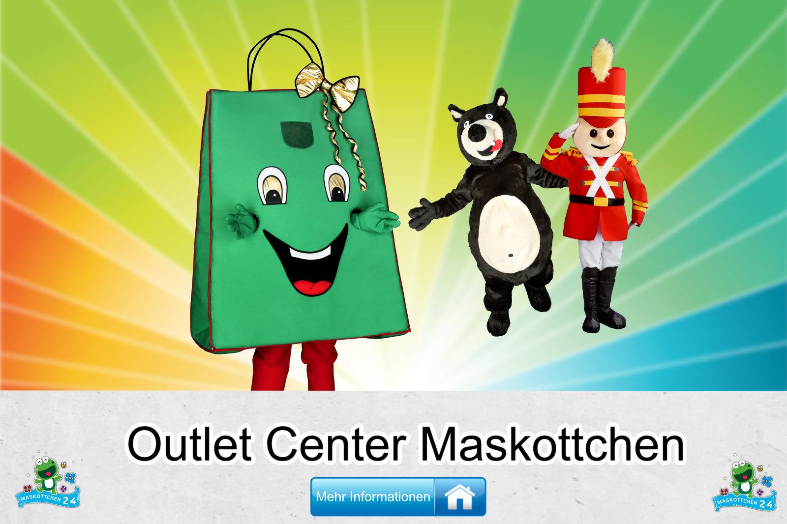 Outlet Center Kostüme Maskottchen Herstellung Firma günstig kaufen