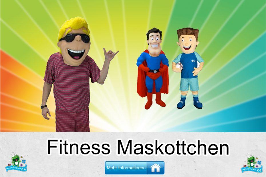 Fitness Kostüme Maskottchen Karneval Produktion Firma Bau