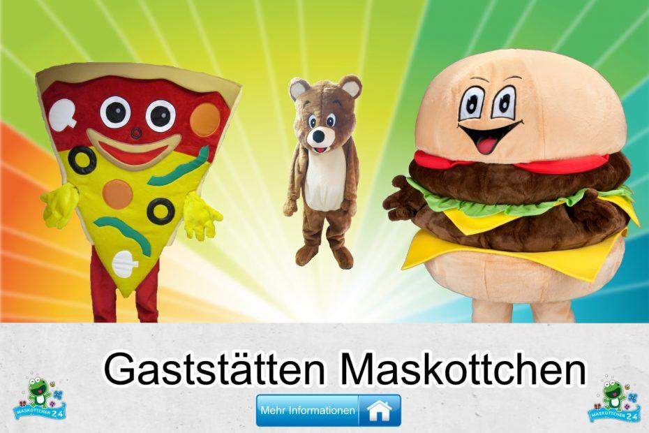 Gaststätten Kostüme Maskottchen Karneval Produktion Firma Bau