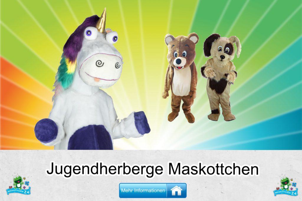 Jugendherbergen Kostüme Maskottchen Karneval Produktion Firma Bau