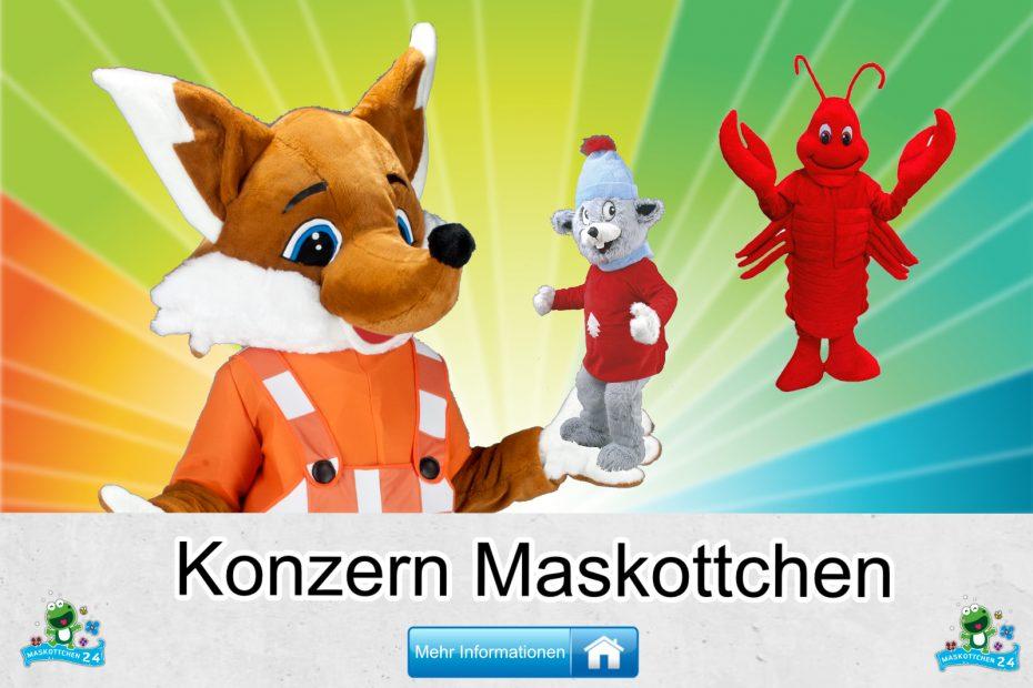 Konzern-Kostueme-Maskottchen-Karneval-Produktion-Firma-Bau
