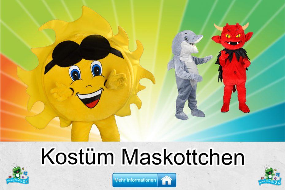 Kostuem-Maskottchen-Karneval-Produktion-Firma-Bau