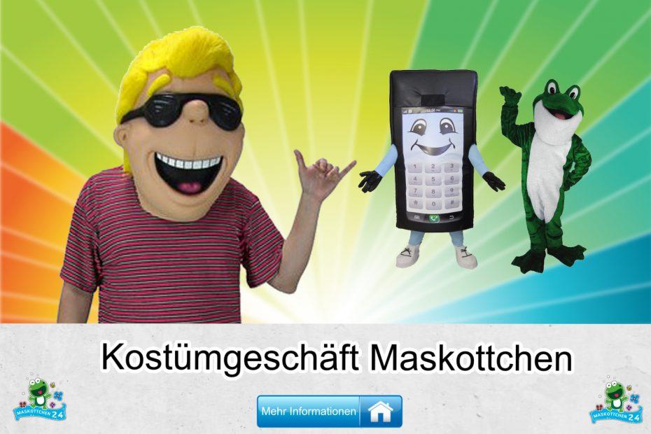 Kostuemgeschaeft-Kostueme-Maskottchen-Karneval-Produktion-Firma-Bau