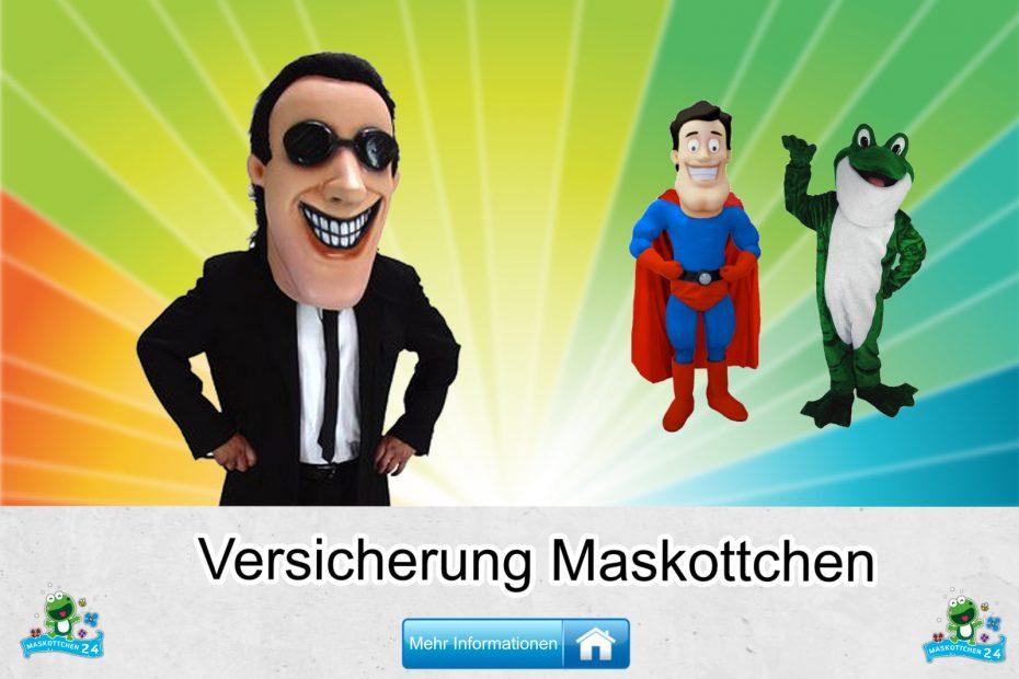 Versicherung-Kostueme-Maskottchen-Karneval-Produktion-Firma-Bau