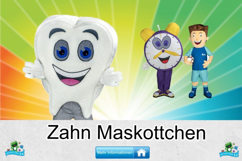 Zahn-Kostueme-Maskottchen-Karneval-Produktion-Firma-Bau