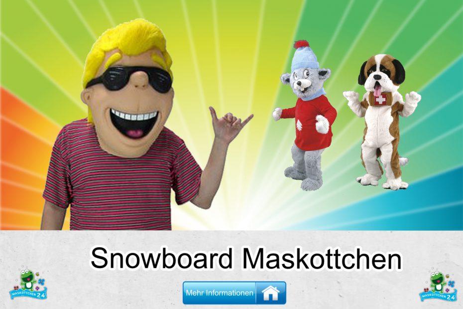 Snowboard-Kostueme-Maskottchen-Karneval-Produktion-Lauffiguren
